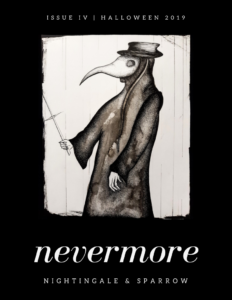 N&S Issue iv nevermore