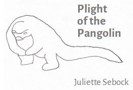 pangolin - cover