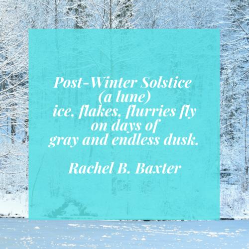 Post-Winter Solstice