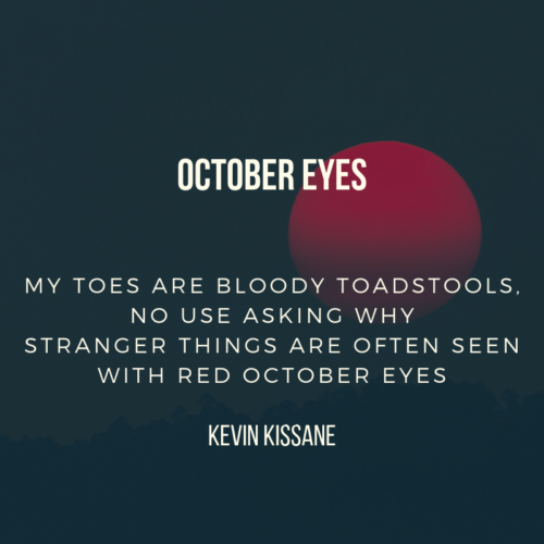 micropoem - nevermore - october eyes