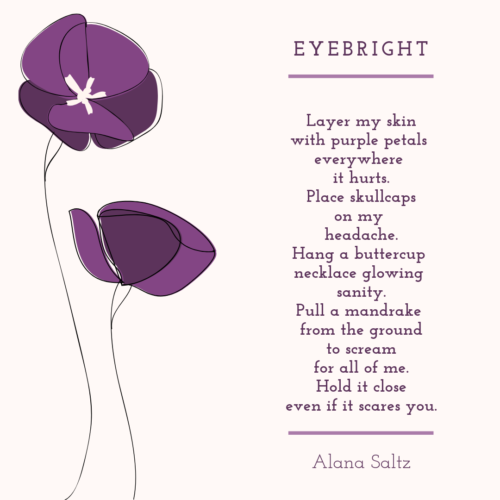 micropoems - renaissance - eyebright
