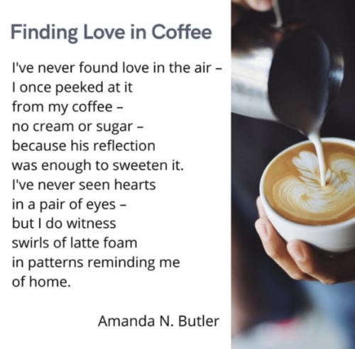 Finding Love in Coffee