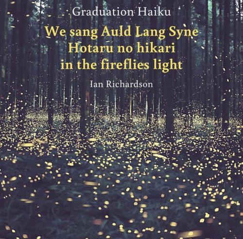 Graduation Haiku
